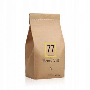 77 karma dla psa Henry VIII