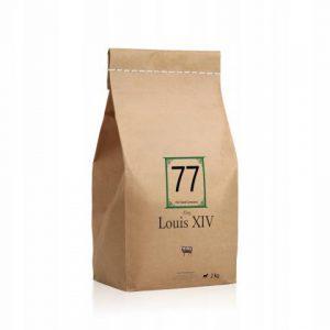 77 karma dla psa Louis XIV